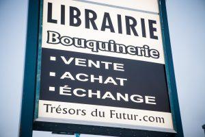 Librairie bouquinerie